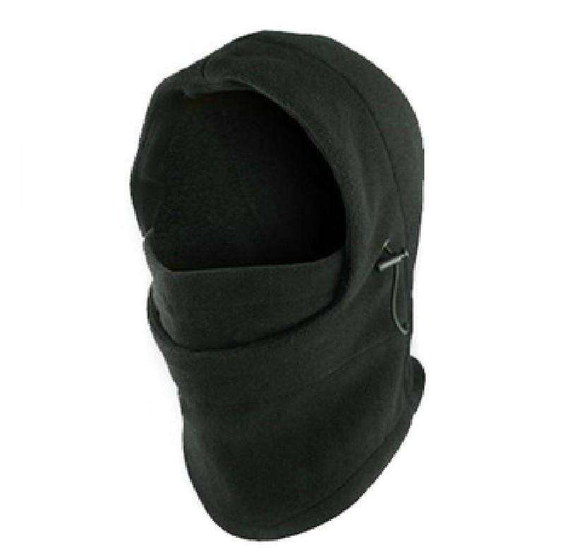 New 6 IN 1 Balaclava Police Swat Ski Mask Thermal Fleece Cool