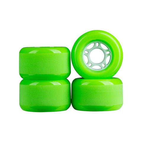 Maxfind 80a Skateboard Wheels, Jade Green, www.suppashoppa.co.uk