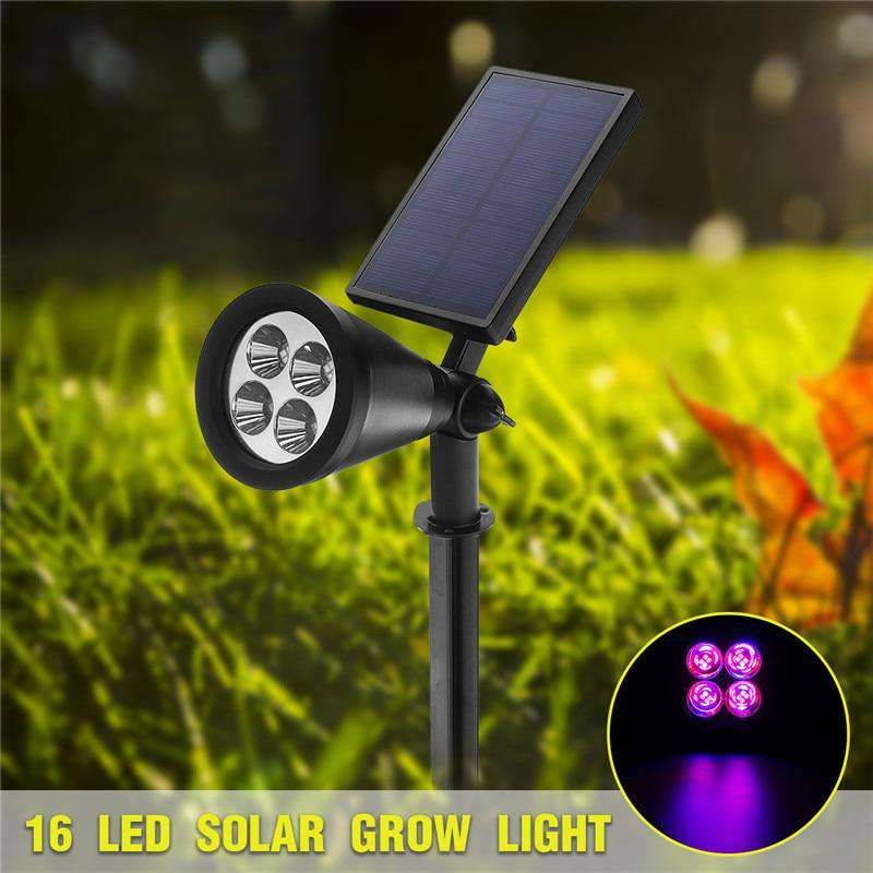 16 LED Growing Lamps