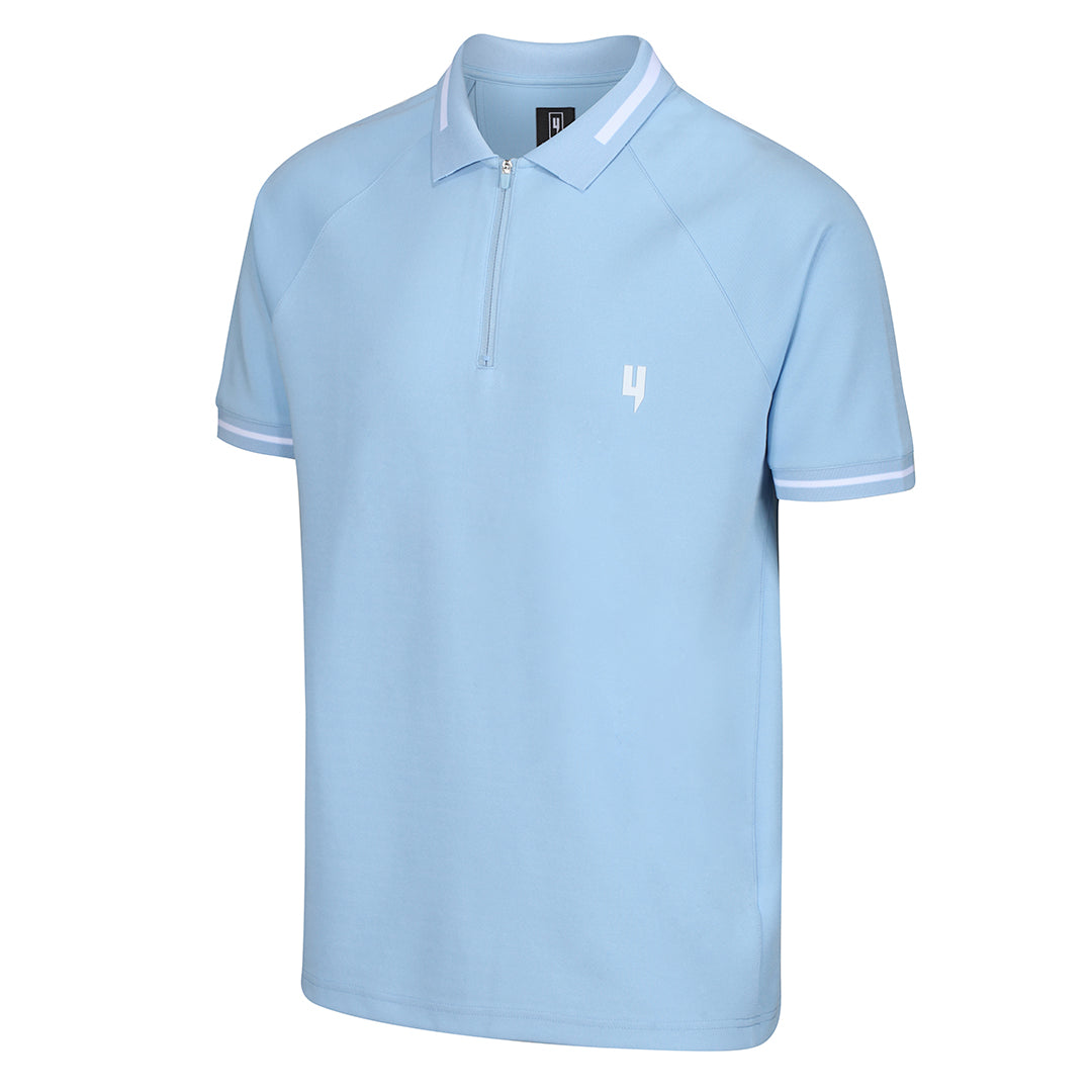 YELIR WORLD POLO BABY BLUE