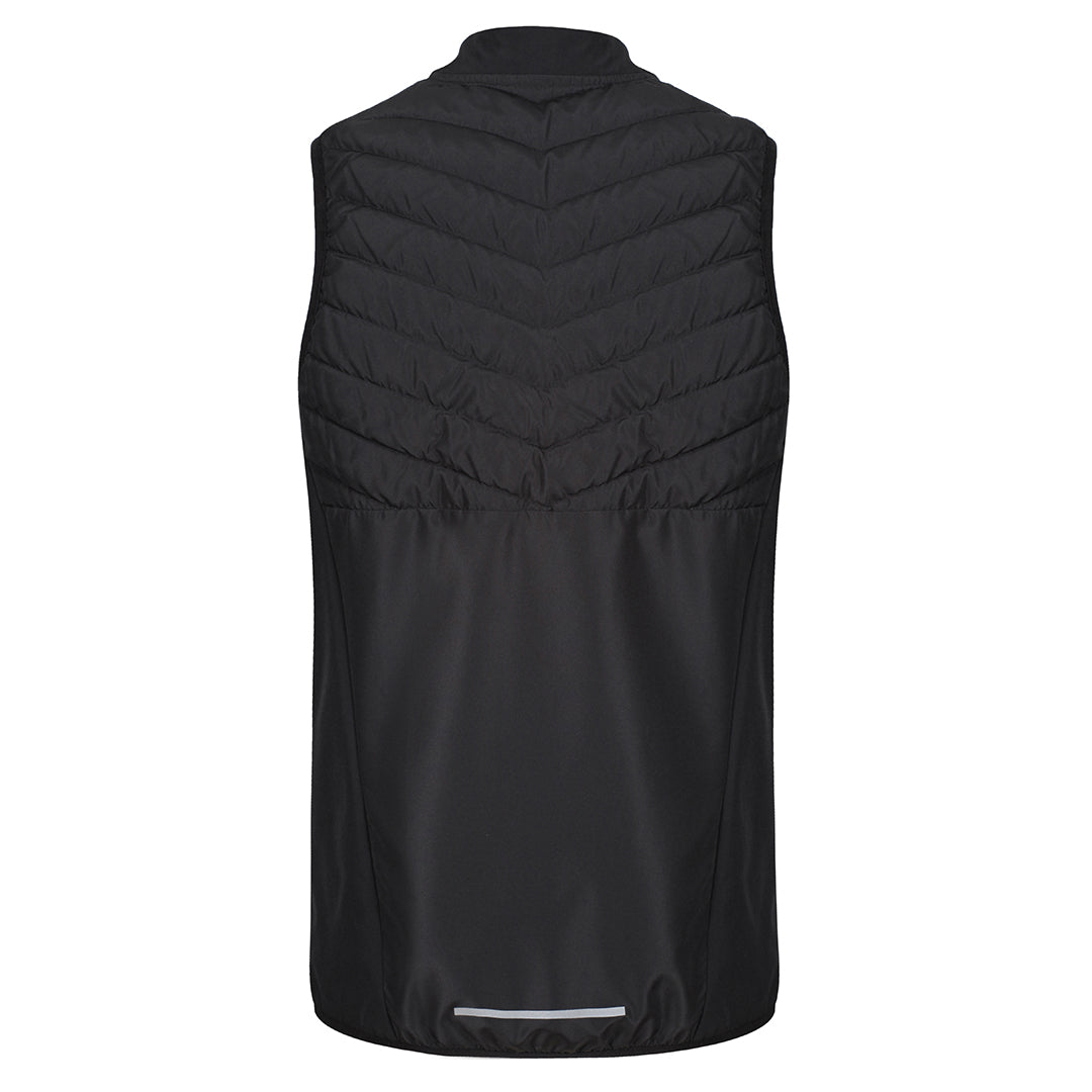 YELIR WORLD GILET BLACK