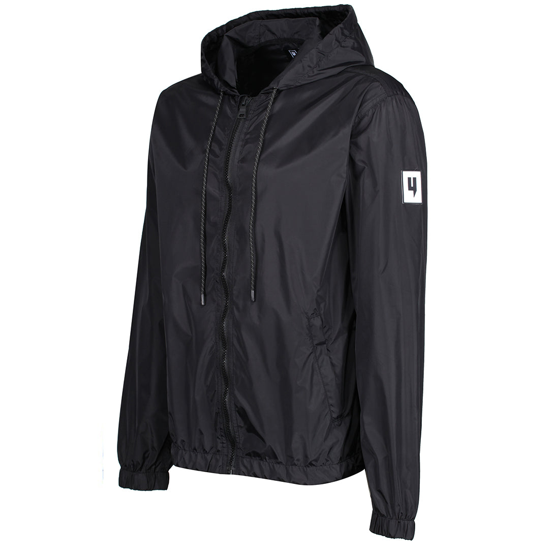 YELIR WORLD WINDCHEATER BLACK