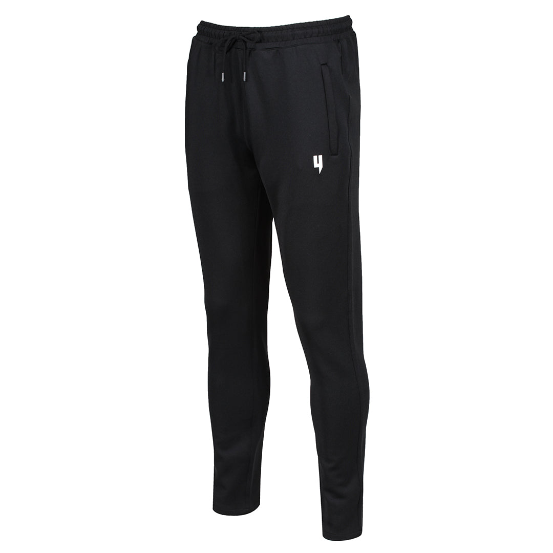 BOMBER TRACKSUIT BOTTOMS BLACK