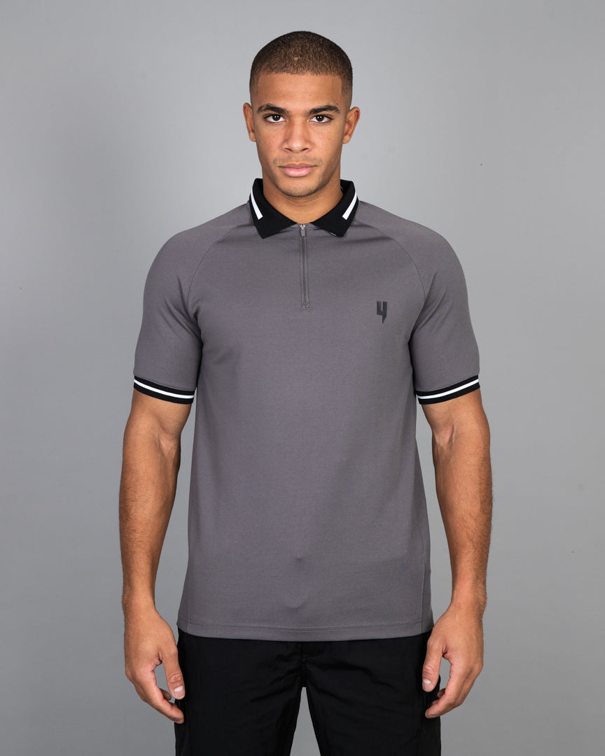 YELIR WORLD POLO GREY