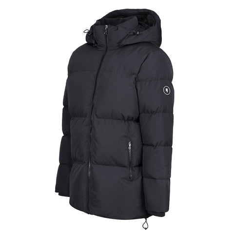YELIR WORLD PARKA CARBON BLACK