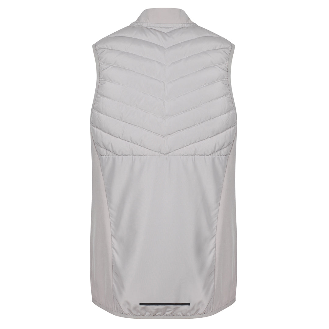 YELIR WORLD GILET GREY