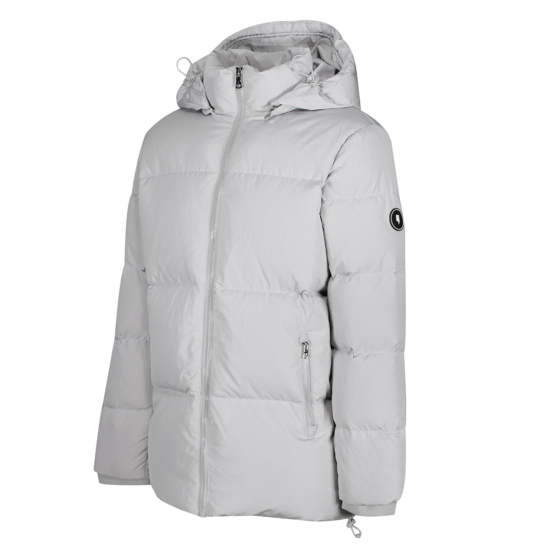 YELIR WORLD PARKA GREY