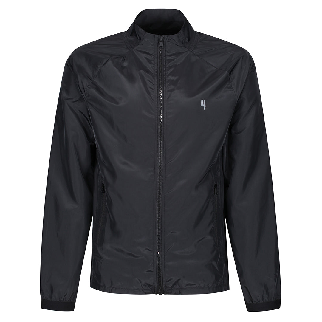 YELIR WORLD BROTHERS JACKET BLACK