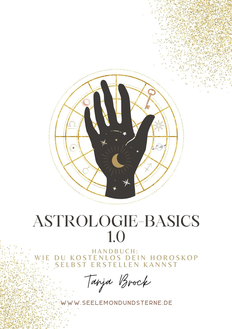 Ebook: Handbuch Astrologie Basics 1.0 - Innerwisdom-Shop, Tanja Brock