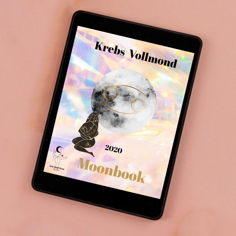 Moonbook: Krebs-Vollmond - Innerwisdom-Shop, Tanja Brock