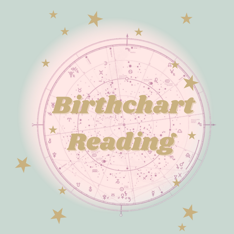Birthchart Reading - Innerwisdom-Shop, Tanja Brock