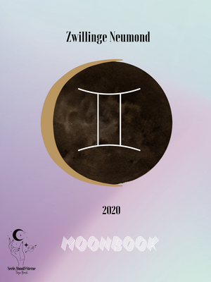 MoonBook: Zwilling-Neumond - Innerwisdom-Shop
