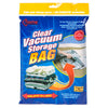 Clear vacuum storage bag