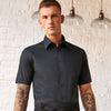 Bar shirt short sleeve (tailored fit)