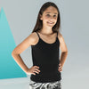 Kids feel good stretch spaghetti vest
