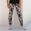 Kids reversible workout leggings