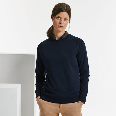Women's HD raglan sweatshirt