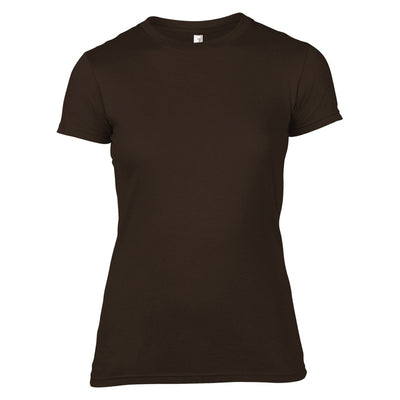 Anvil women's fit fashion tee