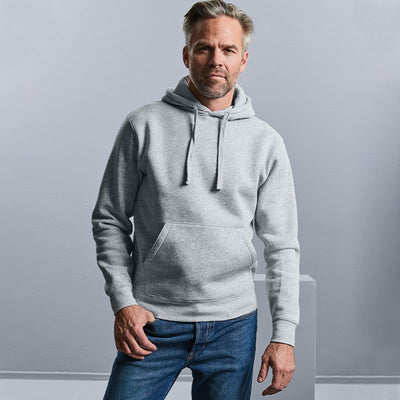 Authentic hooded sweatshirt