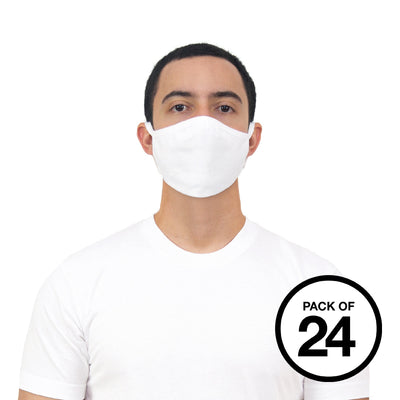 Gildan® adult everyday 2-ply mask (Pack of 24)