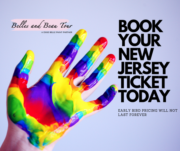 book you ticket today for the new jersey belles and beau tour. | Bellesandbeautour.com