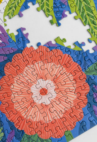 why are jigsaw puzzles good for the brain?