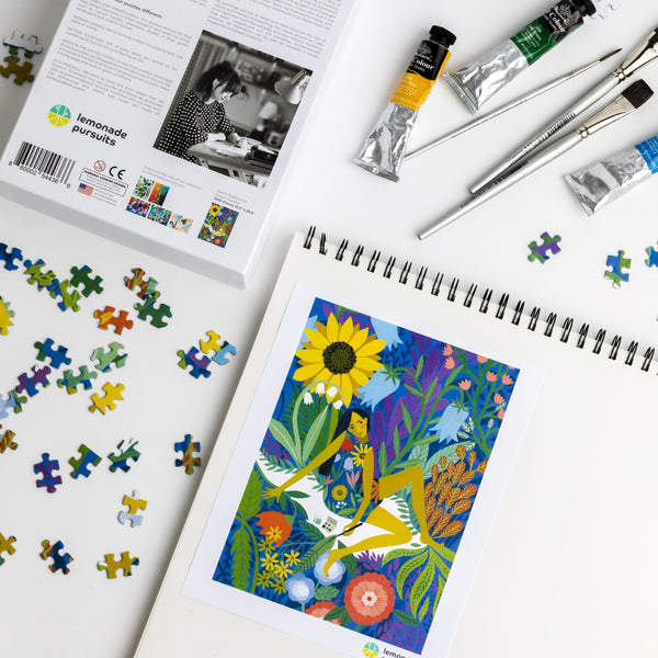 Personalized Jigsaw Puzzle Article