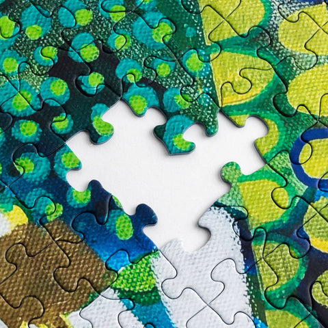 Lemonade Pursuits How Are Jigsaw Puzzles Made Cuttings