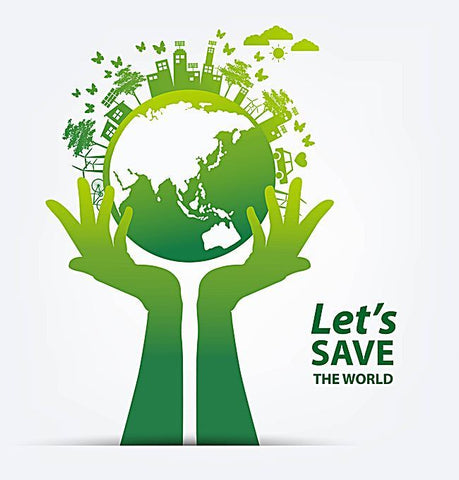 Save the Planet | AbillionZ.com