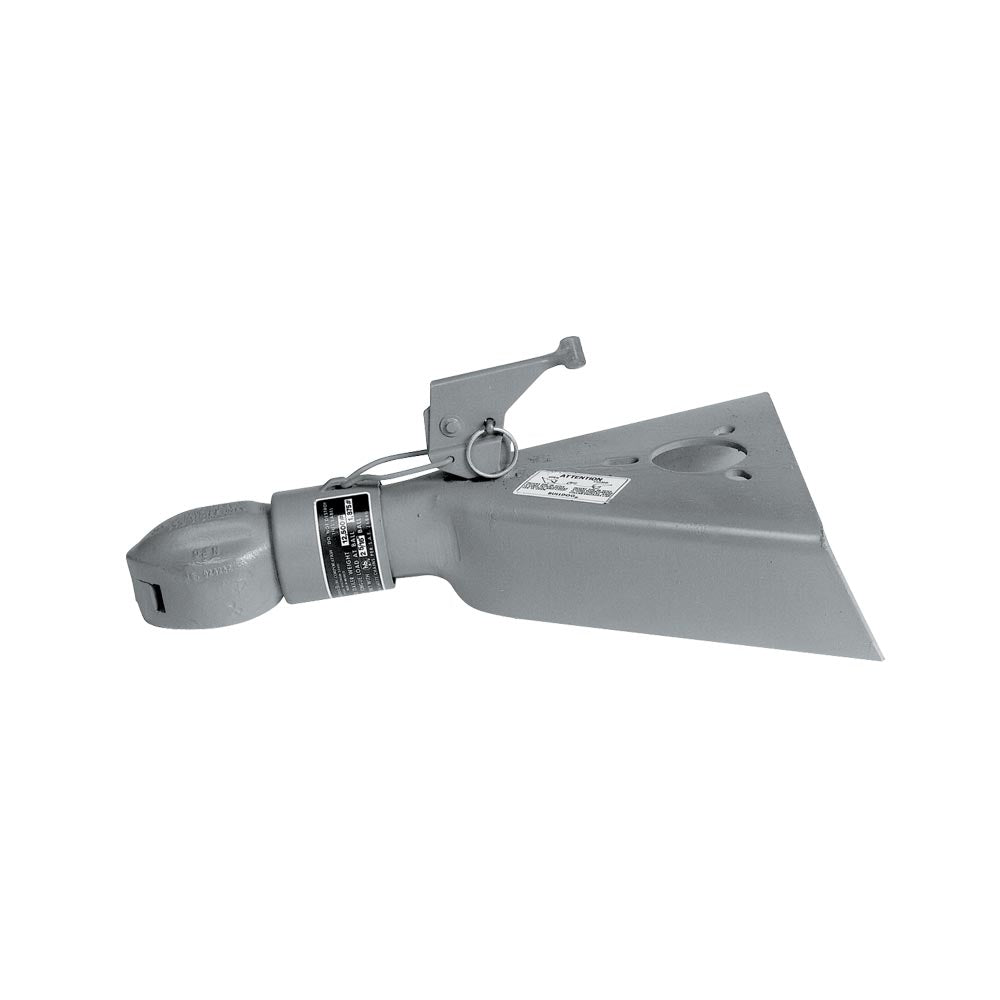 "BULLDOG Collar-Lok Coupler w/ High-Profile Latch - 2-5/16"" Ball - A-Frame - 12500 lbs"