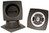 DEI Boom Mat Speaker Baffles 5.25 Round Slim Pack of 2