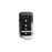 OMEGA REPLACEMENT REMOTE FOR RS360EDP+