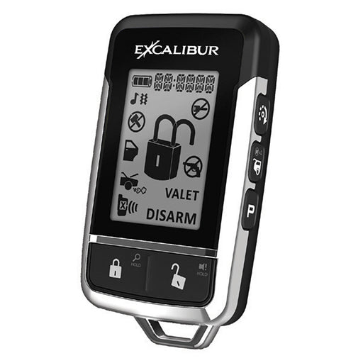 Excalibur Logo 2-Way Transmitter