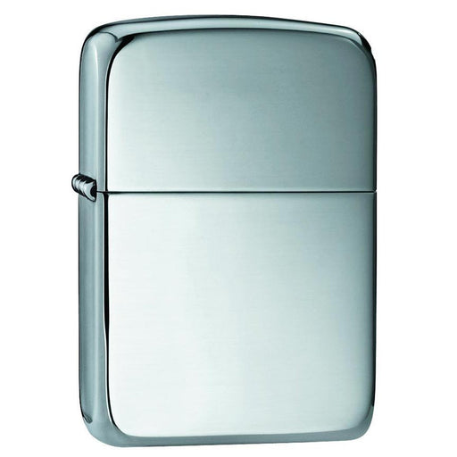 Zippo Windproof Lighter 1941 Replica High Polish Sterling Silver