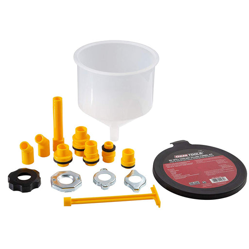 OEM Tools 87009 No-Spill Coolant Filling Plastic Funnel Kit - AbillionZ