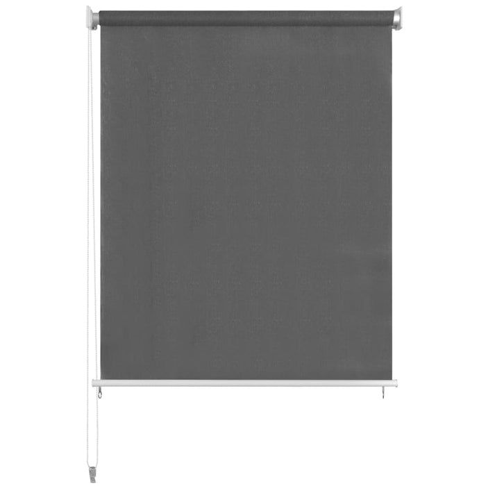 "AbillionZ Collection Outdoor Roller Blind 118.1""x55.1""  Anthracite - AbillionZ"