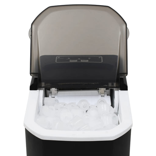 AbillionZ Collection Ice Cube Maker Black 0.4gal 33.1 lbs / 24 h - AbillionZ