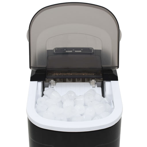 AbillionZ Collection Ice Cube Maker Black 0.6gal 33.1 lbs / 24 h - AbillionZ