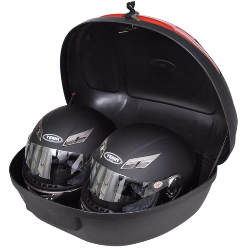 AbillionZ Collection Motorbike Top Case 72 L for 2 Helmet - AbillionZ