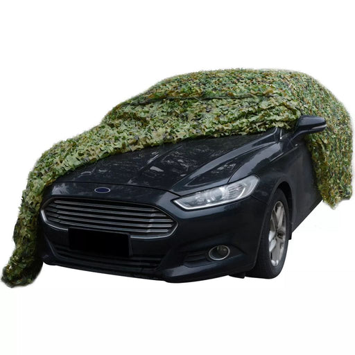 AbillionZ Collection Camouflage Net with Storage Bag 4.9'x9.8' - AbillionZ