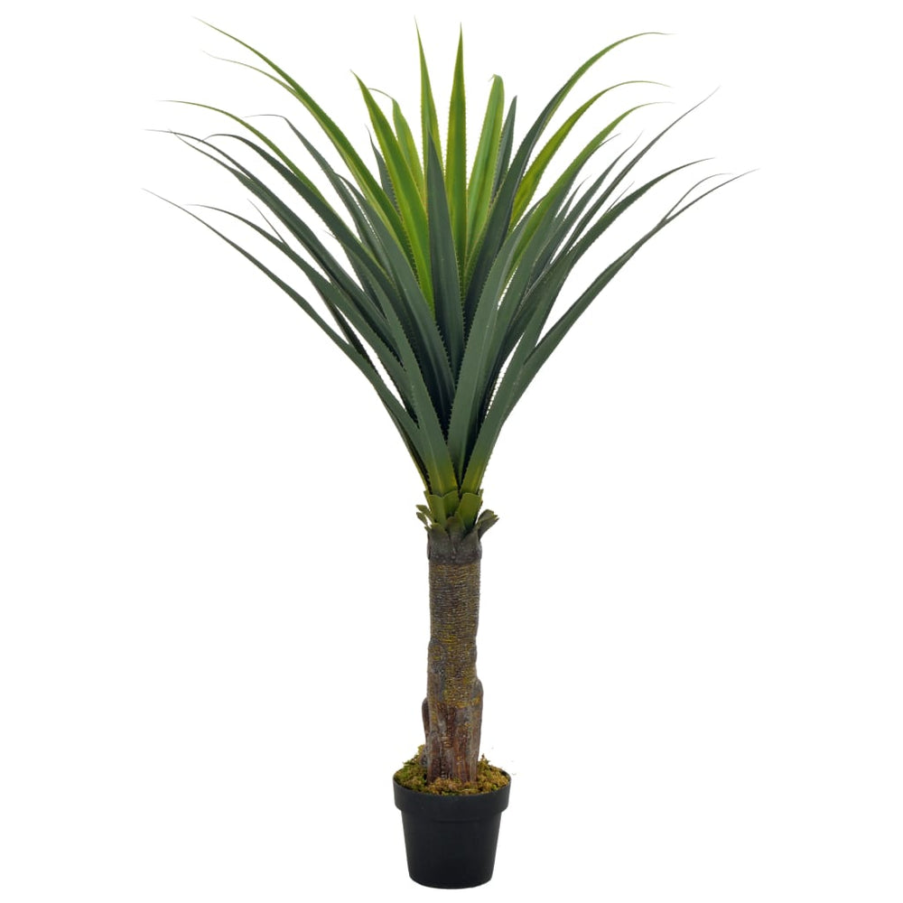"AbillionZ Collection Artificial Plant Yucca Tree with Pot Green 57.1"" - AbillionZ"