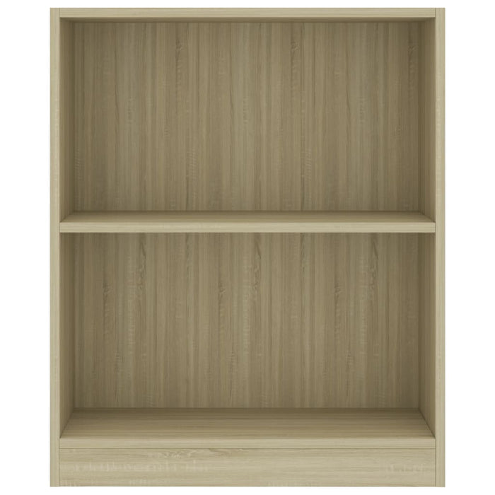 "AbillionZ Collection Bookshelf Sonoma Oak 23.6""x9.4""x29.3"" Chipboard - AbillionZ"
