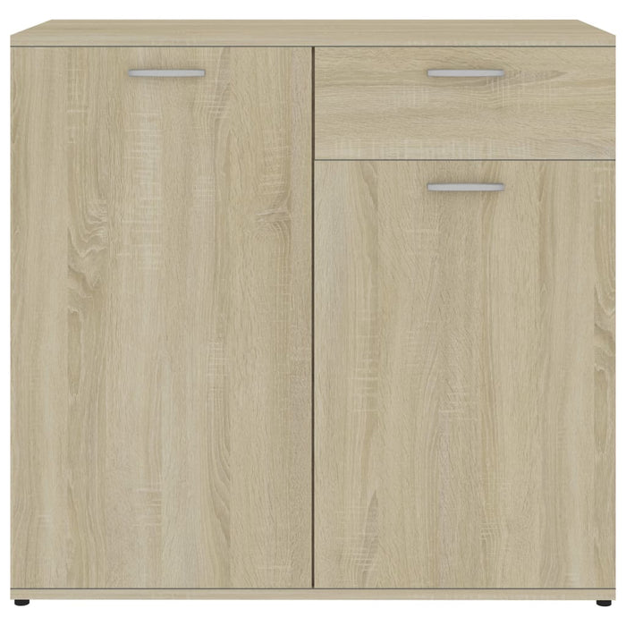 "AbillionZ Collection Sideboard Sonoma Oak 31.5""x14.1""x29.5"" Chipboard - AbillionZ"