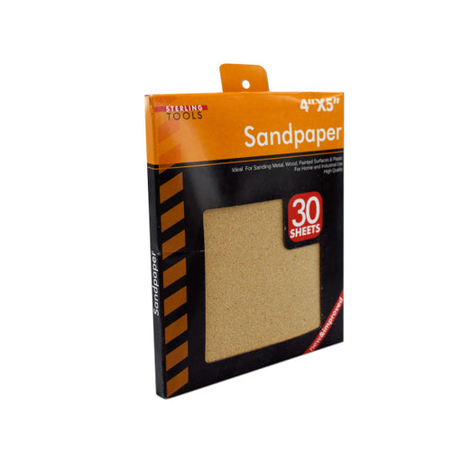 Sandpaper Value Pack - Wholesale Case PACK of 120 - AbillionZ
