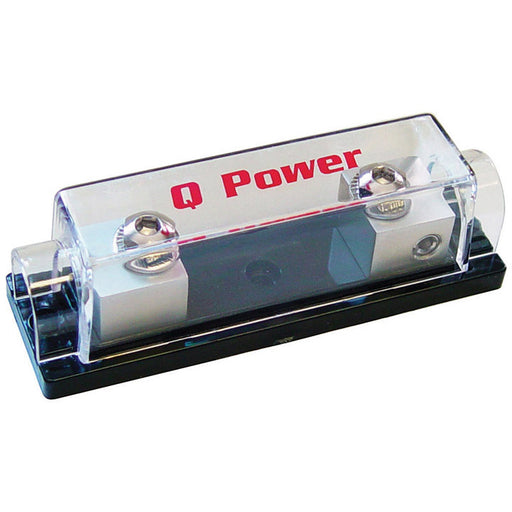 *ANLH03* Qpower ANL 4 Gauge Fuse Holder