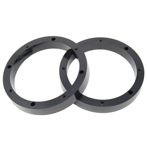 "Audiopipe 8.5"" Plastic Speaker Spacer Rings - Pair - AbillionZ"