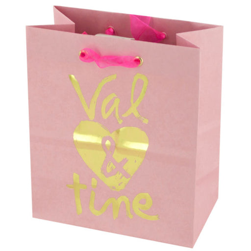 'Val and Tine' Small Gift Bag - Wholesale Case PACK of 192 - AbillionZ