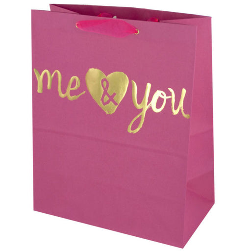 'Me and You' Medium Gift Bag - Wholesale Case PACK of 144 - AbillionZ