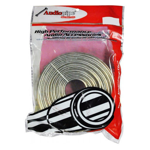 *CBP14100* SPEAKER WIRE 14GA. 100' CLEAR; AUDIOPIPE