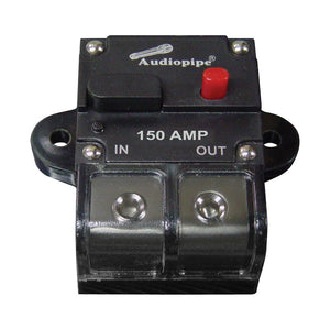 Audiopipe 150Amp Manually Resettable Circuit Breaker